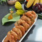 Ulli Garelu or Onion Medu Vada