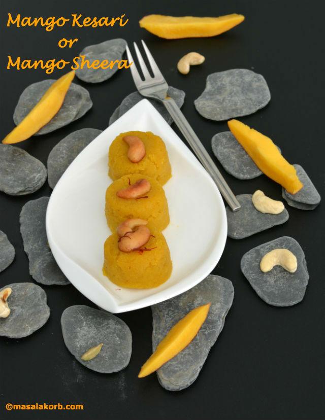 Mango kesariV1n