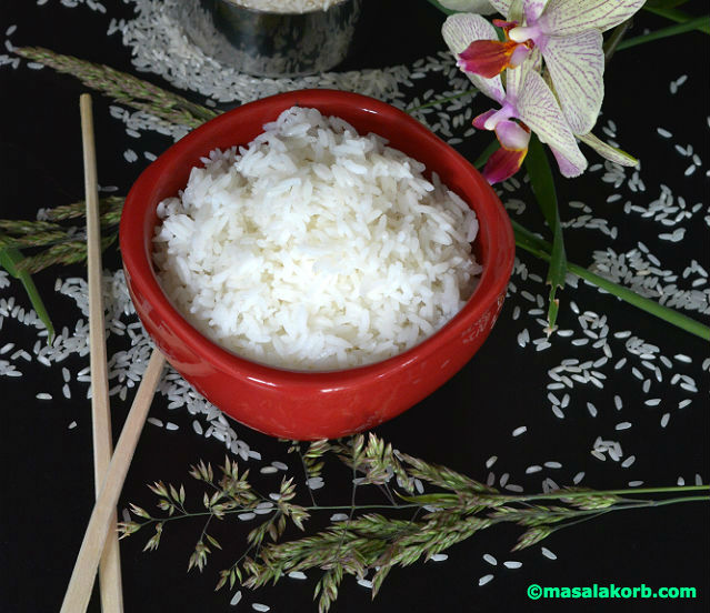 Plain rice V3 How to Cook Perfect Plain Rice