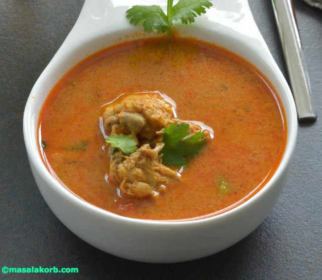 Chicken rasam or soupV3