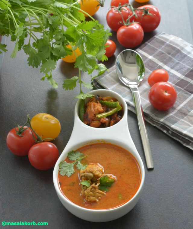 Chicken rasam or soupV5 Chicken Rasam or Indian Style Chicken Soup