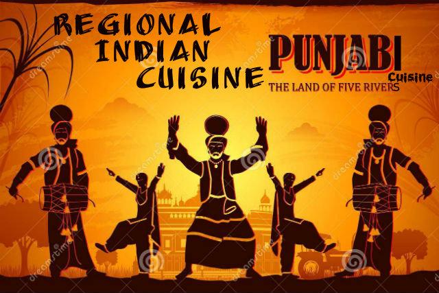 culture-punjab-illustration-depicting-indiaN2 Regional Indian Cuisine-Punjabi Cuisine