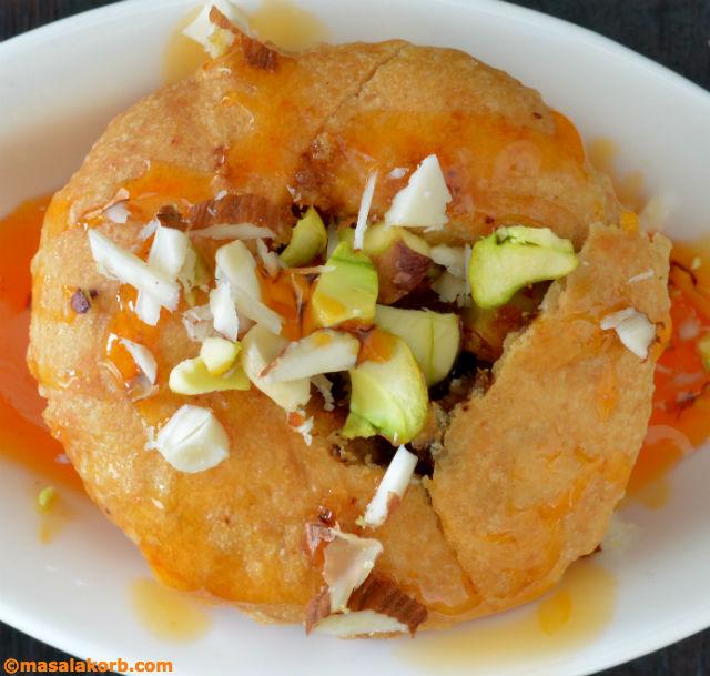 Dry Fruit Kachori-Rajasthani mawa kachori