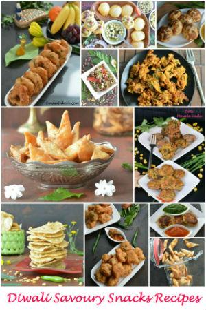 Diwali Savoury Snacks