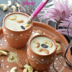 Poppy Seeds Payasam | Khus Khus Kheer| Gasagase Payasa
