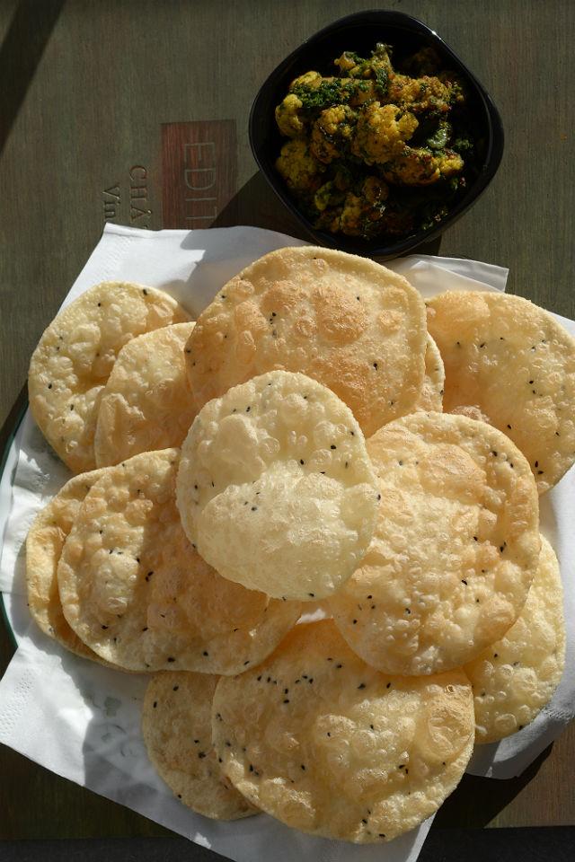 Bengali Luchi Recipe V4