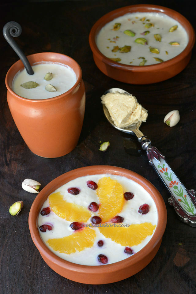 Recipe for Mishti Doi V2
