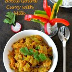 Sorakaya Palu Curry | Bottle Gourd Curry With Milk