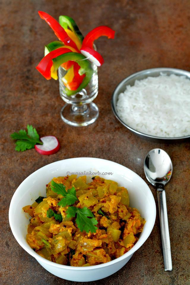 Sorakaya Palu Curry V5