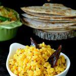 Dry Moong Dal Recipe | Chutti Mug Ni Dal | Sookhi Moong Dal | Gujarati Cuisine