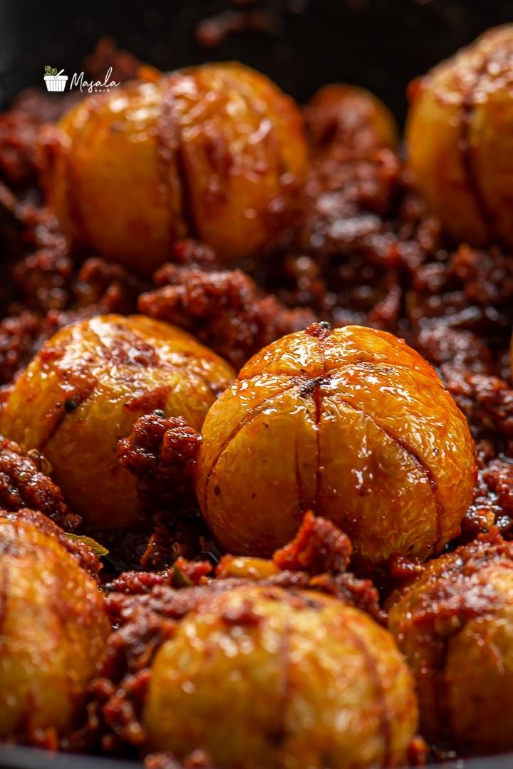 Usirikaya Pachadi Recipe completed