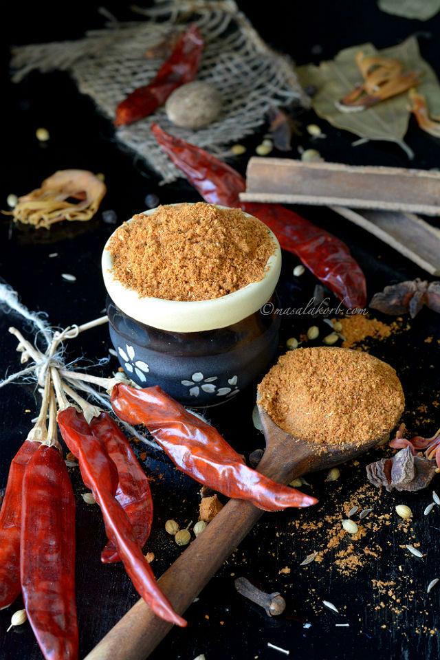 how to cook pav bhaji masala