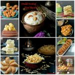 Diwali festival food recipes sweets and snacks
