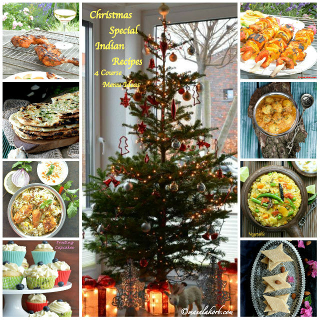 Christmas special indian recipes xmas feast menu ideas masalakorb christmas special indian recipes forumfinder Image collections