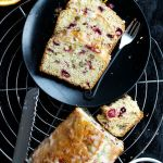 Cranberry Orange Walnut Bread Recipe | Orange Glazed Cranberry Bread | Cranberry Orange Nut Bread | Cranberry Orange Cake With Glaze