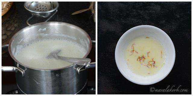 Thandai Sharbat Recipe, Kesar Badam Thandai