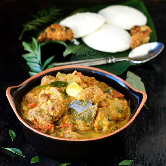 how to make vada curry vahrehvah
