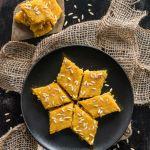 Pumpkin Burfi | Kaddu Ki Barfi Recipe | Pumpkin Barfi | Kaddu Ka Meetha Recipe | Pumpkin Burfi Recipe | How to make Barfi Sweet | Kaddu Besan Burfi