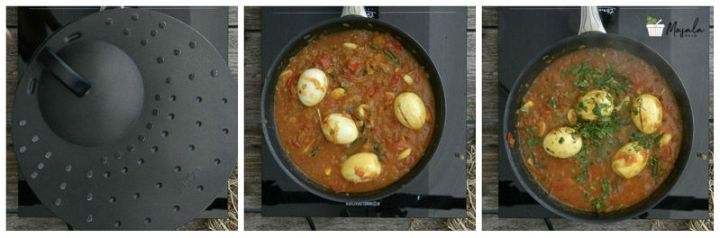 Egg Pulusu Curry Recipe