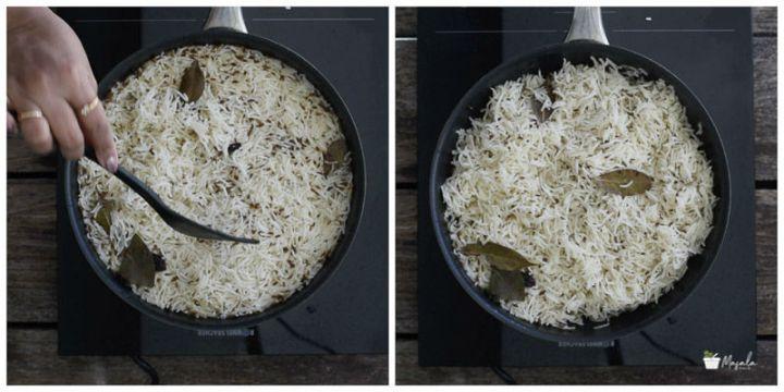 easy jeera rice recipe
