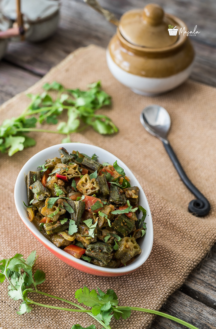 Simple Bhindi Bhaji Recipe