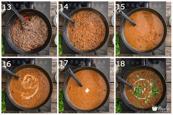 Indian lentil stew Step 3
