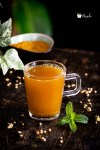 Kashayam Recipe For Immunity served in a glass