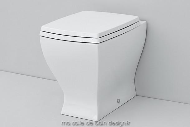 Cuvette WC Jazz Artceram En Cramique Colore