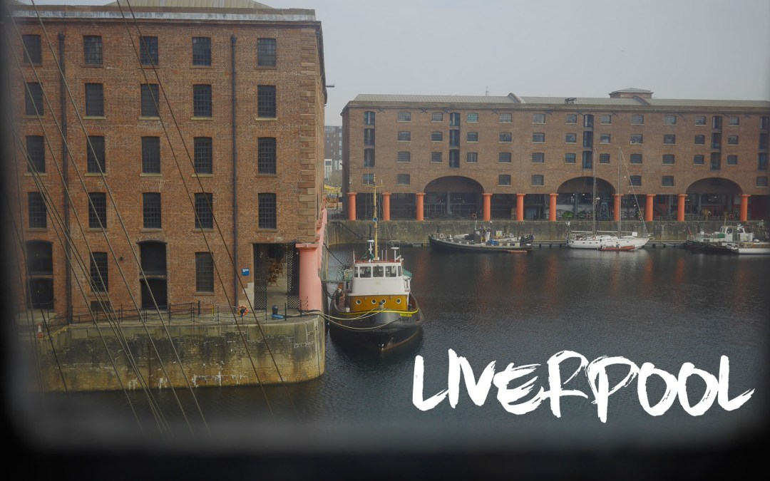 Liverpool: historia The Beatles ze stoczniową Anglią w tle