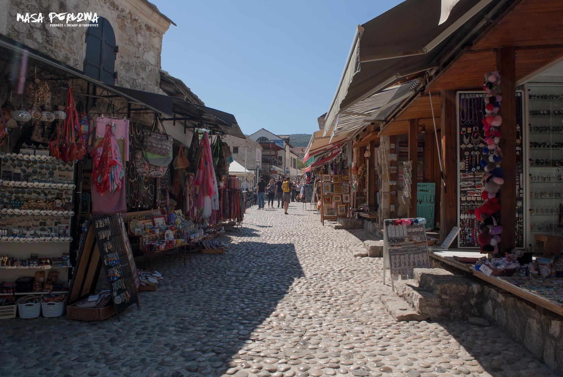 Mostar stare miasto Kujundziluk