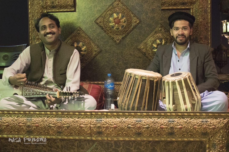 Restauracja Habibi Peszawar Pakistan