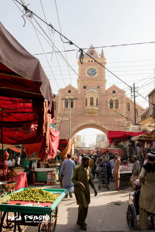 Hyderabad Stare Miasto brama