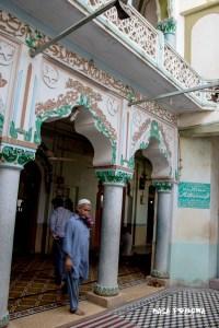 Hyderabad meczet Stare Miasto Pakistan