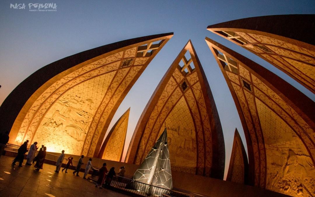 Pakistan: zielony Islamabad, chaotyczne Rawalpindi [WIDEO]