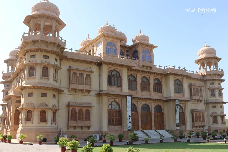 Pałac Mohatta budynek pałac