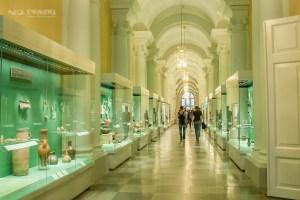 Sankt Petersburg: najpiękniejsze muzeum Ermitaż