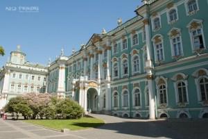 Sankt Petersburg Ermitaż