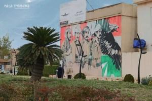 Irbil ulica Irak Kurdystan