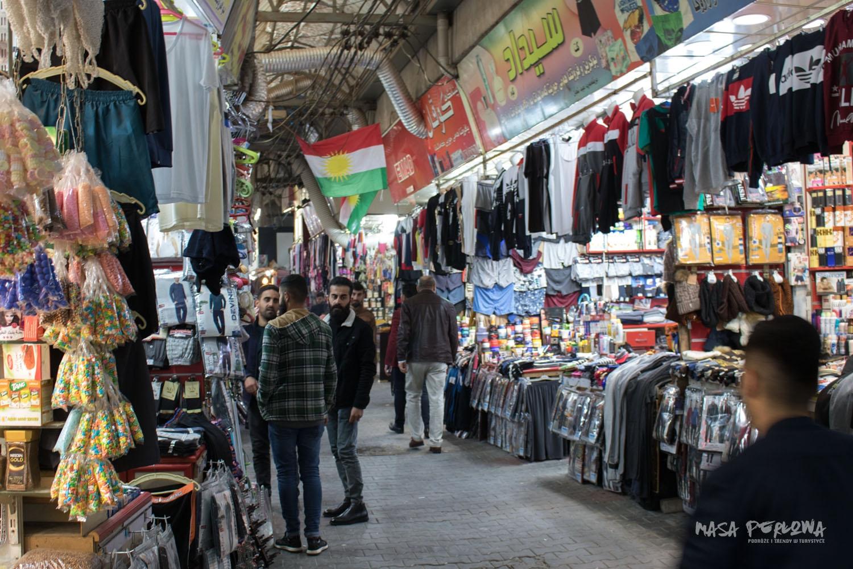 Duhok Irak Kurdystan suk