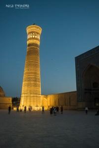 Buchara Minaret Kolon
