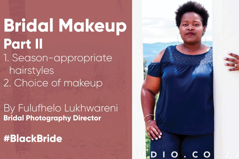 Bridal Makeup part 2-Tips to a Black Bride