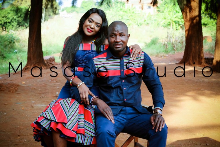 Ntanga & Ntungu Pre-Wedding