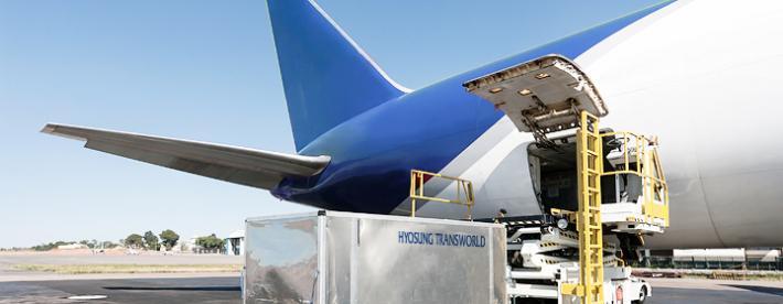 tarif terjangkau dan murah jasa cargo via udara