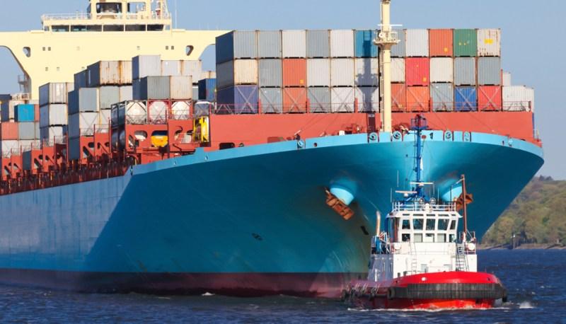 Cargo door to door murah