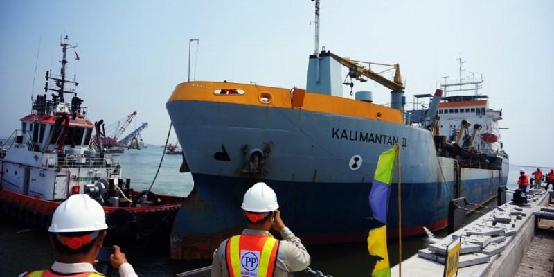 Cargo specialis Kalimantan cepat