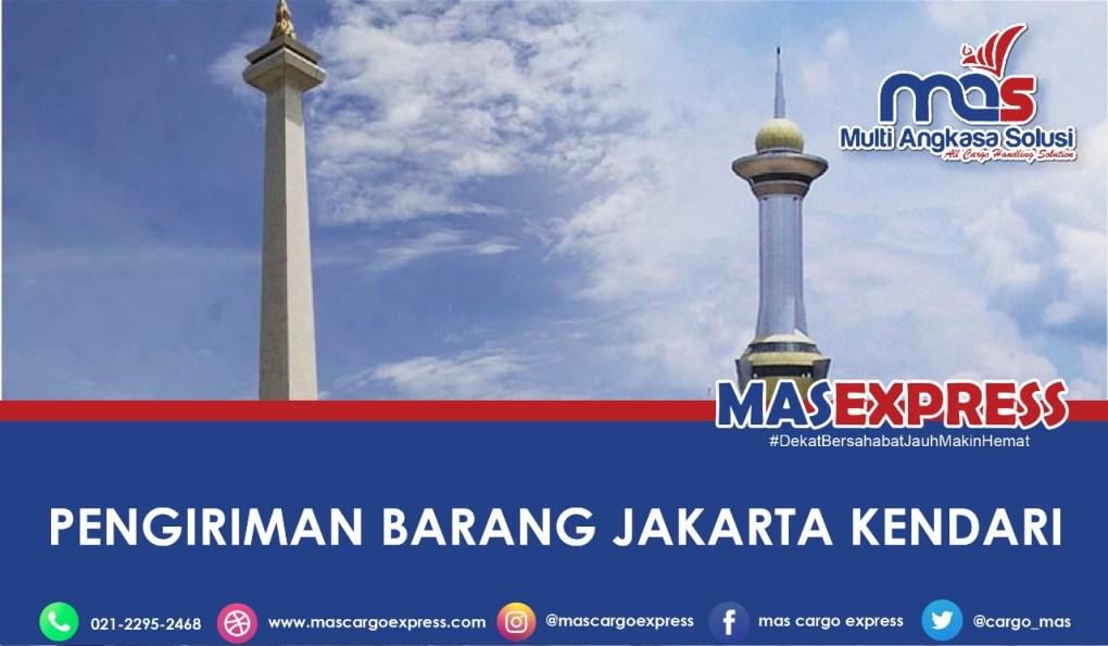 Pengiriman Barang Jakarta Kendari
