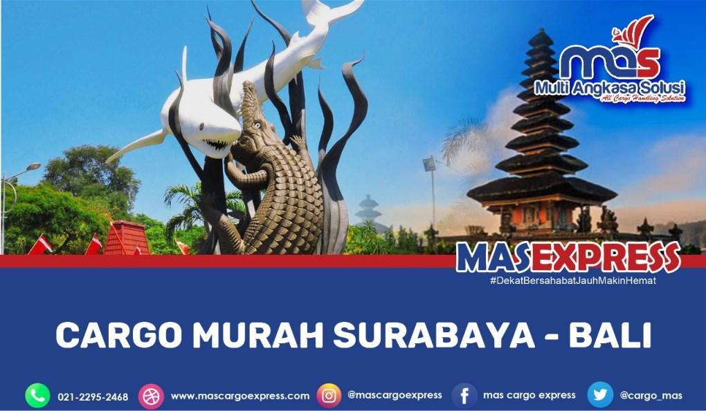 Tarif Cargo Murah Surabaya-Bali