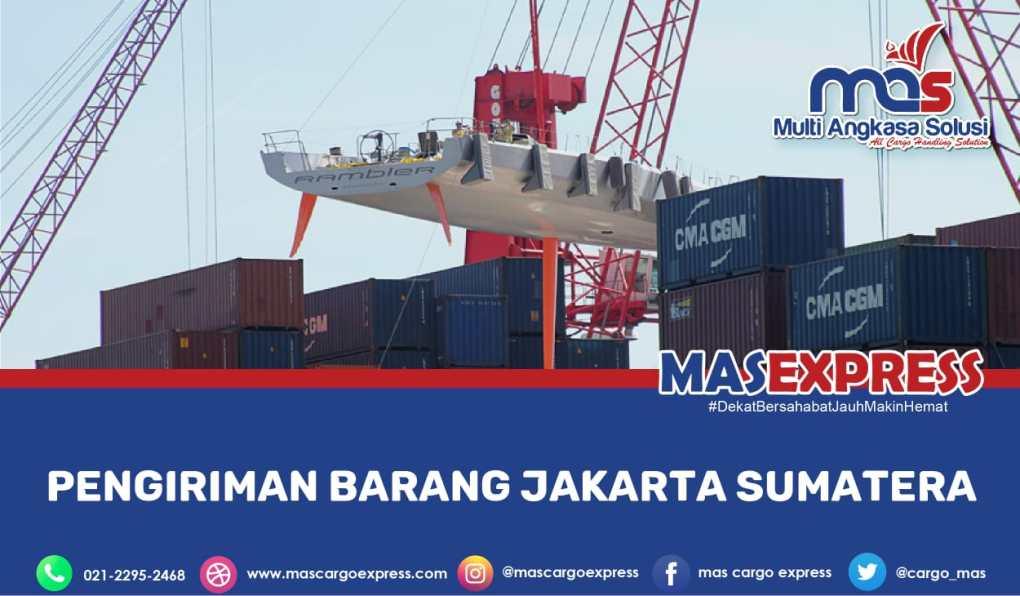 Pengiriman Barang Jakarta Sumatera