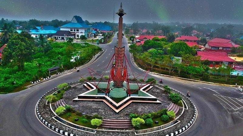 Daftar Kota di Kalimantan Tengah lengkap