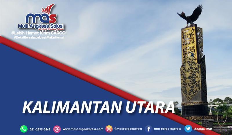 daftar nama kota di Provinsi Kalimantan Utara